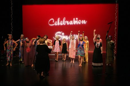 """""""Rhythm of Life"""" from Sweet Charity"""