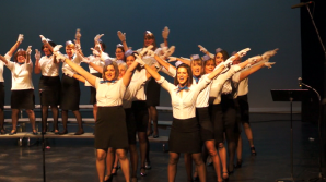 'Jet Set' from 'Catch me if you Can'