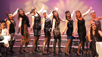 Going back to the 30s with 'Thoroughly Modern Millie'