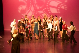 Dames & Joes singing 'Nice Work if you Can Get It'